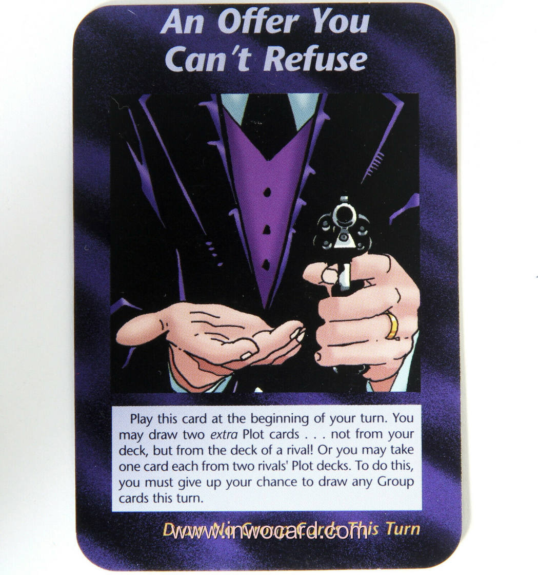 Illuminati Card:an offer you cant refuse unlimited